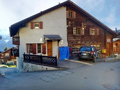 Photo for Apartment L'eloge  in Verbier, Valais - 5 persons, 3 bedrooms