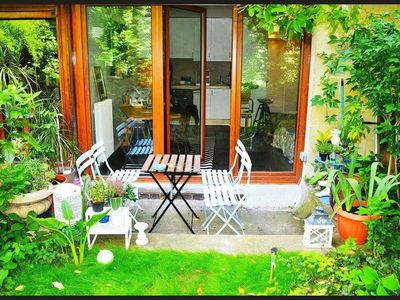 Photo for Small corner of Paradise in Montmartre.