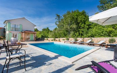 Photo for Villa Patricia with pool in peaceful surroundings