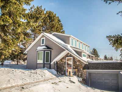 Photo for Clean, modern home located blocks from downtown Grand Marais