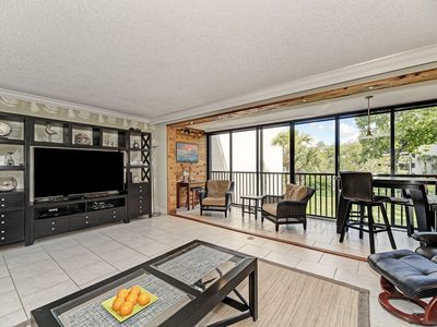 Photo for Best on the Bayside 322 –2nd fl Canal View, Free Wi-Fi, Central A/C, Beach Access