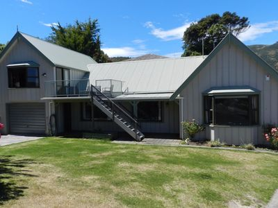 Photo for SEACLUSION - 5 Bedroom Home with Water Views Perfect for Large Groups