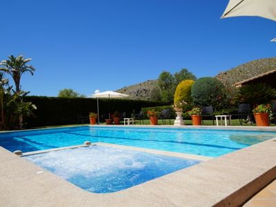 Photo for Sant Vicent de sa Cala Villa, Sleeps 12 with Pool, Air Con and WiFi