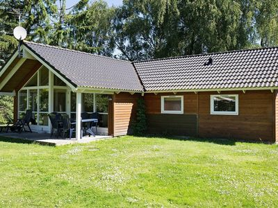 Photo for Modern Holiday Home in Højby with Whirlpool