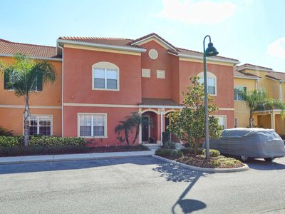 Photo for Paradise Palms Resort - 4BD/3BA Town Home - Sleeps 7 - Platinum - RPP4035