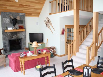 Photo for 5BR House Vacation Rental in Bretton Woods, New Hampshire