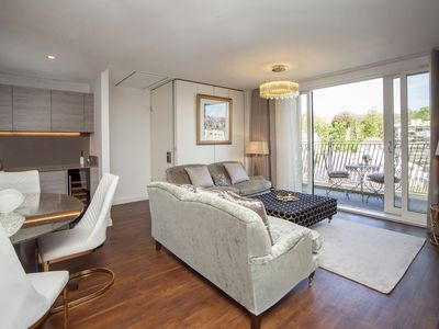 Photo for Royal Riverview -  sophisticated luxury apartment for 4 on the riverside.