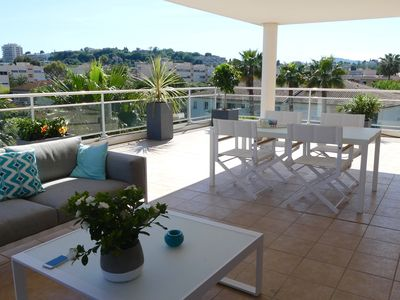 Photo for APARTMENT VILLA ON THE ROOF, TERRACE SEA VIEW
