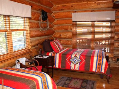 Photo for Cozy Cabin Next to the Mountains and Close to Downtown: The Best of Both Worlds!