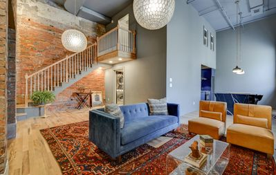 Photo for NEW DOWNTOWN Stay in the heart of Downtown in this NEW boho  Condo
