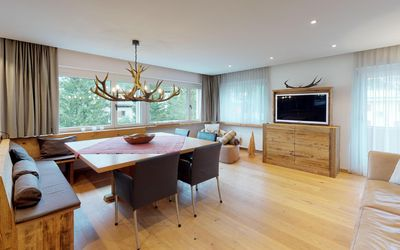 Photo for This charming apartment meets the mountain lifestyle of today