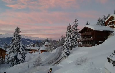 Photo for New Luxury Chalet, Family-friendly, Jacuzzi & Stunning Views, Centre of Anzere