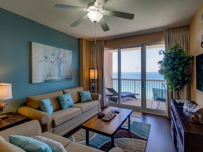 Photo for Beach Front Condo - $1095 All Inclusive August 17 - 24 !!!!