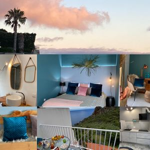 Photo for Accommodation with direct sea view, surrounded by UNESCO protected coast
