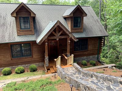Zen-Like Cabin Retreat on Gorgeous Lake Keowee--Relax and Unwind!