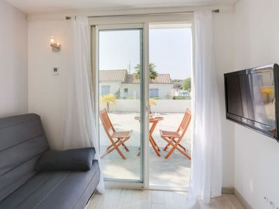 Photo for Apartment Les Hauts du Parc in Saint Palais sur mer - 3 persons, 1 bedrooms