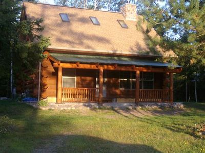 Photo for 2BR Cabin Vacation Rental in Florence, Wisconsin