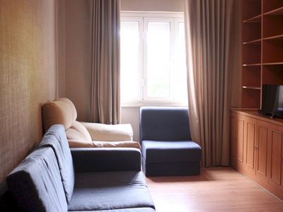 Photo for Dom Alfonso Views apartment in Alameda with WiFi & lift.