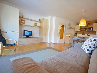 Photo for Apartment Riccardo - bright, comfortable apartment with sunny south-facing balcony