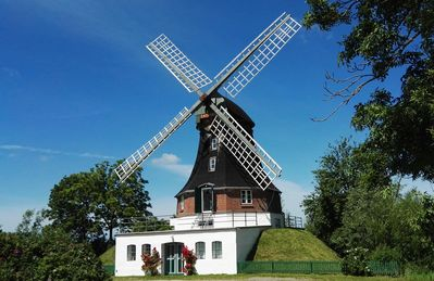 Photo for Enjoy your holidays in the historic, romantic windmill Catharina