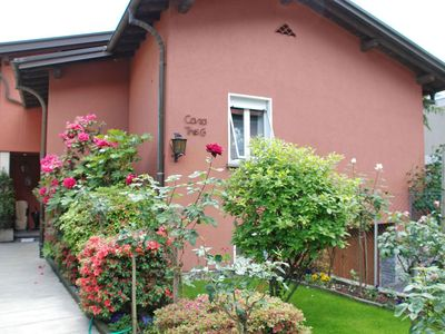 Photo for Apartment in the center of Ascona with Parking, Internet, Washing machine, Balcony (46621)