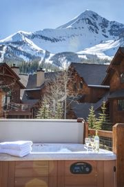Big Sky Mountain Village, Big Sky, MT, USA