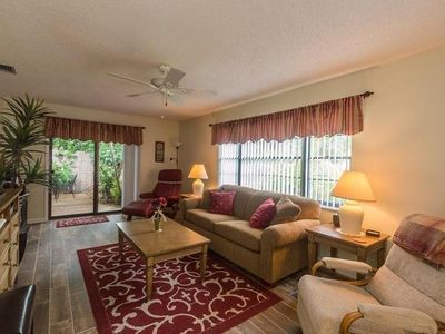 Photo for Secluded Sarasota Home minutes from Siesta & Venice Beaches.