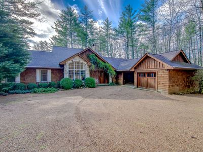Photo for Ideally Situated Blue Ridge Mountain Home, Close to State Parks and Hiking.