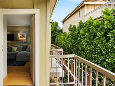 Photo for 2Bed 2bath Quiet Comfortable Westwood Westside Condo