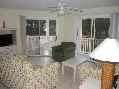 Photo for Brunswick Plantation, Calabash, NC, 2 bedroom, 2 bath, with great resort amenities(2404)
