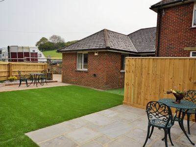 Photo for Queen Bower Farm Lodge -  a bungalow that sleeps 4 guests  in 3 bedrooms