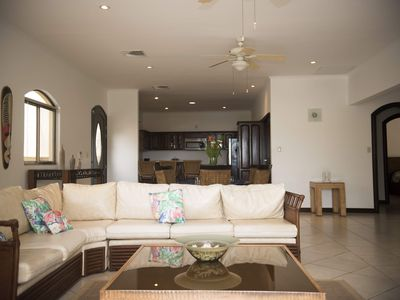 Photo for Walk Everywhere, Great Ocean View 3Bed, 3Bath Villa w/Private Pool/Private Patio