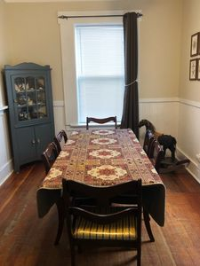 Dining Room-For fun, elegant and inviting meals with family and friends