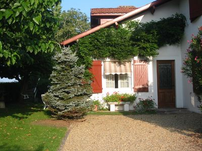 Photo for Attached house located 4,5 miles from Biarritz, 15,5 miles from Spain