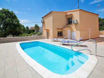 Photo for Vacation home Mi Pequeña  in Calpe/ Calp, Costa Blanca - 6 persons, 3 bedrooms