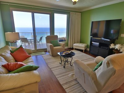 Photo for Cleanse Your Spirit And Soul At Our Wonderful Beach Front Condo In PCB!!!