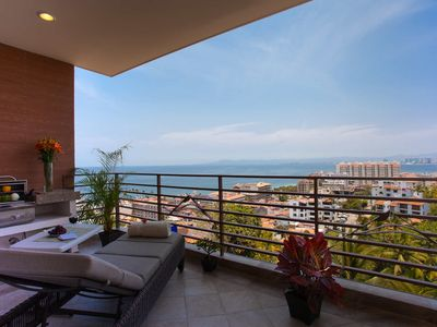 Photo for R403 2 bed 2 bath Ocean View Suite