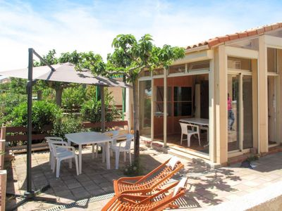 Photo for Vacation home Petite Cigale (SPI100) in Saint Pierre La Mer - 4 persons, 1 bedrooms