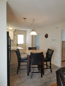 Photo for 3 Bedroom-3 Min walk to beach - Private Porch w/gas grill - AC - 2 parking spots
