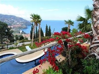 Photo for Townhouse with Communal Pools and Tropical Gardens in Almunecar, Costa Tropical