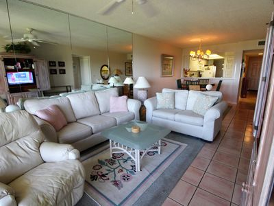 Photo for Gulf Front Lands End Condo w/ Free WiFi, Balcony & Complex Heated Pool