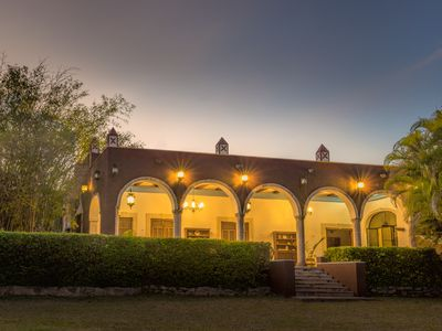 Photo for 2BR Country House / Chateau Vacation Rental in San Antonio, Yuc.