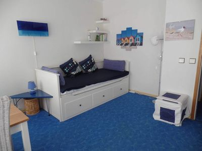 Photo for 773 small, maritime apartment facing the sun - 773 - 1-room apartment - Holiday Park