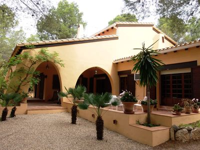 Photo for ⭐CASE SIMONE⭐ 5000m² of tranquility. Private fenced pool, BBQ, WI-FI .....
