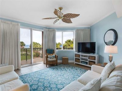 Spectacular Gulf Views, 3 Private Balconies, Workout Facilities, Free Beach Chair Service