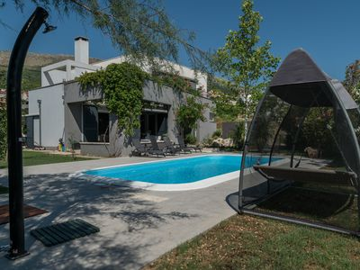 Photo for Villa Mod with heated pool