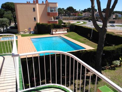 Photo for Superb sea view apartment finely furnished, swimming pool and private parking