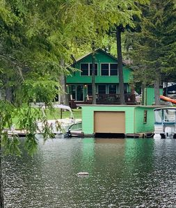 Photo for Old Forge Waterfront Home - Perfect for large families!
