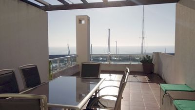 Photo for Duplex With Spectacular Sea Views RMP60