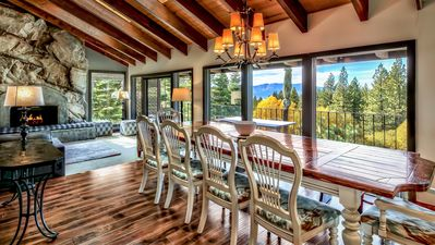 Photo for Air Conditioned 9 Bedroom 8.5 Bath, Views, Chef's Kitchen, Meticulously Clean!